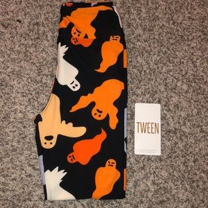 Tween Lularoe Halloween leggings